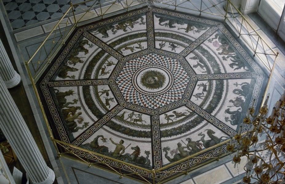 Павильонный зал в Эрмитаже