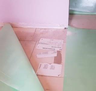 Ремонт инженерной доски